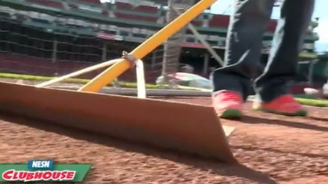 Fenway Jobs: Grounds Crew