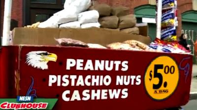 Fenway Jobs: Peanut Vendor