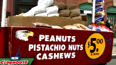Fenway Jobs: Peanut Vendor