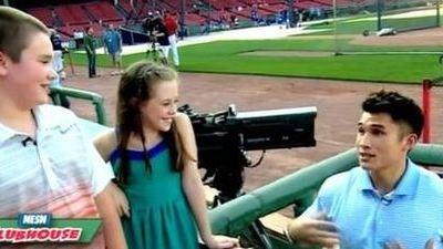 Fenway Jobs: Red Sox Sideline Reporter