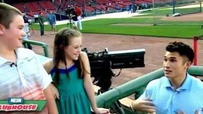 Fenway Jobs: Red Sox Sideline Reporter