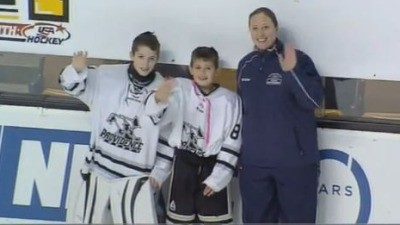TD Bank Mini 1-On-1: Providence Friars Win Boys' Squirts Bracket
