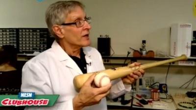 Baseball Lab: Learning The Physics Behind Bunting