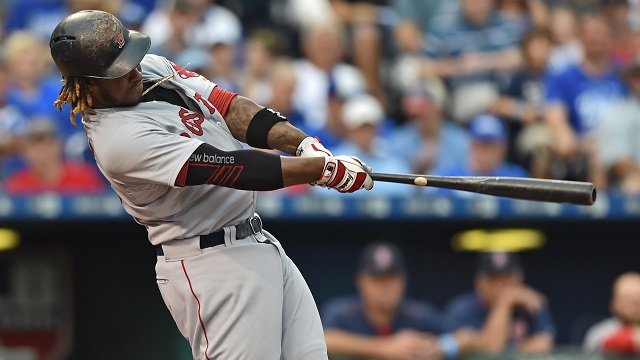 Red Sox Academy: Hanley Ramirez Shows Off His Smooth Swing