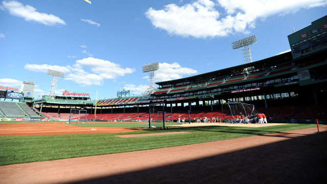 Fenway Jobs: Vice President/Ballpark Operations Peter Nesbit