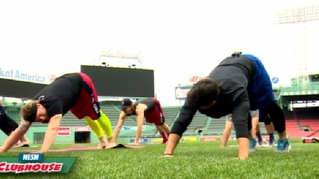 Staying Healthy: Doing Yoga Like The Red Sox Helps Your Muscles