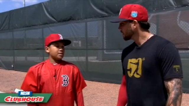 Baseball Academy: Blake Swihart Teaches D'Angelo Ortiz How To Play Catcher