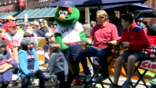 'NESN Clubhouse' Highlights Some Of Wally's Best Moments On His Birthday