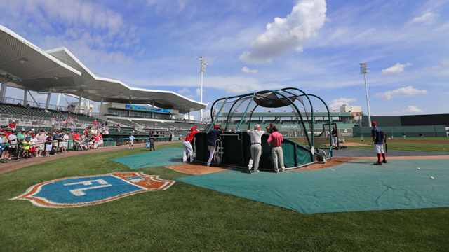 Take A Virtual Reality Tour Of The Red Sox's Spring Training Facility