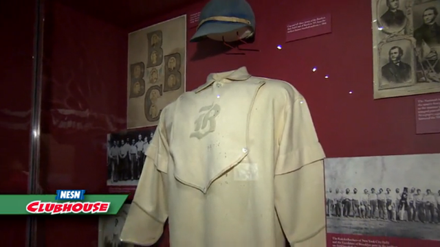 Trick Of The Trade: Evolution Of Baseball Jerseys
