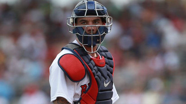 Red Sox Academy: How Does A Catcher Throw Someone Out At Second Base?