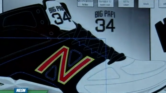 Tricks Of The Trade: New Balance Creates Cleats For David Ortiz