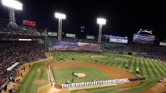 Tricks Of The Trade: How Fenway Park Electricians Change The Lightbulbs
