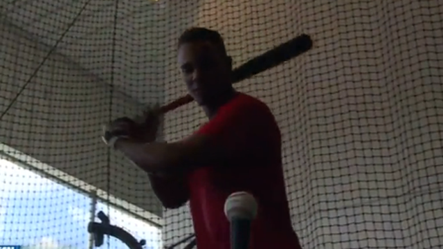 Red Sox Academy: Xander Bogaerts Explains Why Baseball Players Hit Off Tees