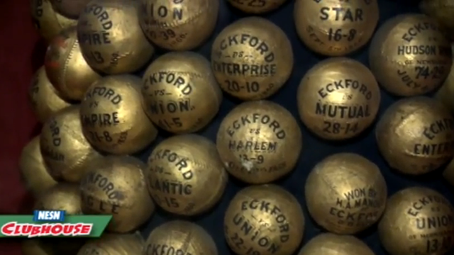 Hall Pass: How Baseballs Evolved From 19th Century To Modern-Day Game