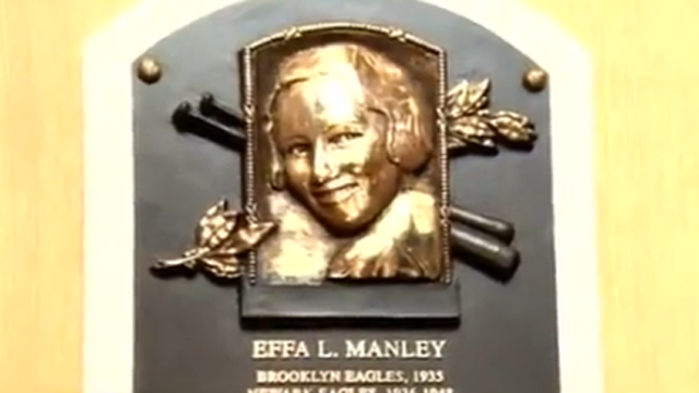 Hall Pass: Effa Manley Was First Woman Inducted Into Cooperstown