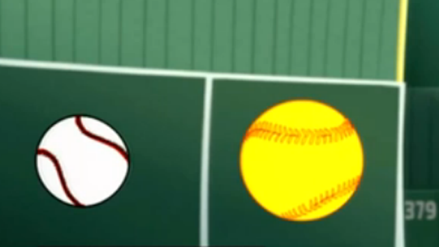 Stump Your Parents: How Much Smaller Is A Baseball Than A Softball?