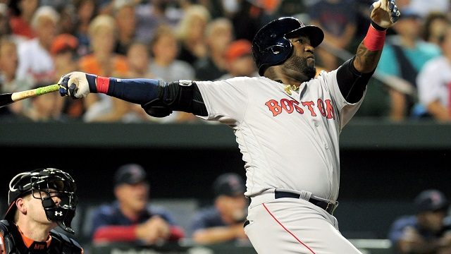 Red Sox Academy: David Ortiz Teaches You How To Hit To The Opposite Field