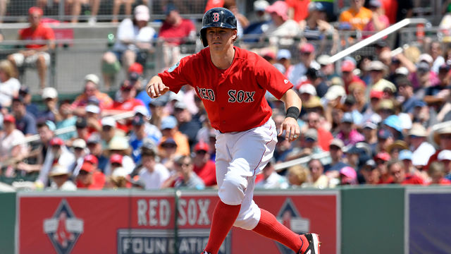 Red Sox Academy: Brock Holt Teaches You How To Run The Bases