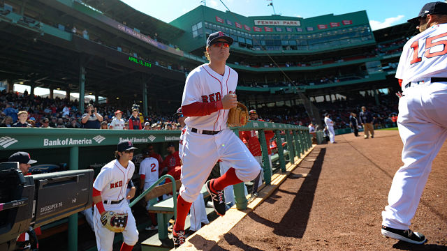 Red Sox Academy: Brock Holt Teaches You How To Go From First To Third