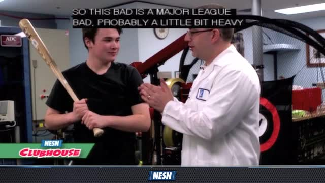 The Baseball Lab: What's The Right Way To Choke Up On The Bat?