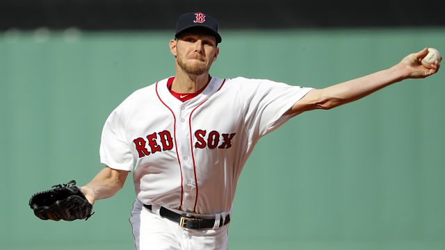 Small Talk: Chris Sale Describes His Dance Moves And More