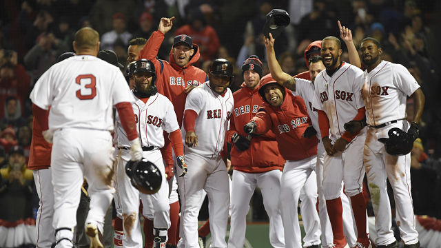 Baseball Smart Mouth: How Do You Spell Celebration?