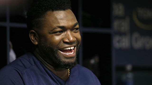 David Ortiz Shares Why He Loves To Cook Food For Himself, Teammates