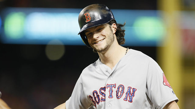 Small Talk: Andrew Benintendi, Joe Kelly Discuss Relationship With Fathers