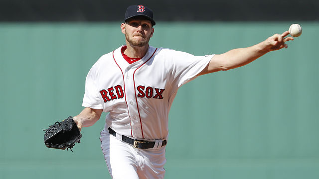 Small Talk: Chris Sale, Dustin Pedroia Discuss Musical Talents