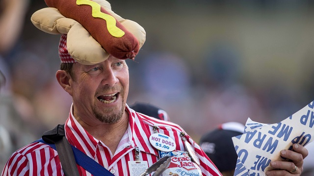 Baseball Smart Mouth: Can You Spell This Other Name For A Hot Dog?