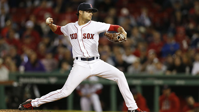 Red Sox Academy: Joe Kelly Dishes On Pregame Bullpen Routine, Focusing On Mound