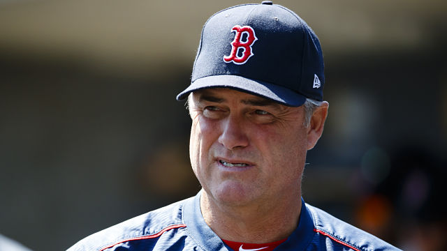 John Farrell Discusses Pride In Watching Son Make Major League Debut
