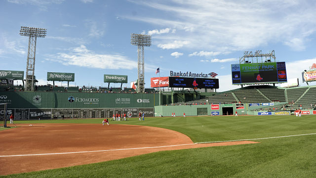 Here's What Red Sox Players Think Makes Fenway Park Special