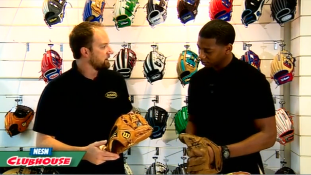 Tricks Of The Trade: Evolution Of Baseball Gloves