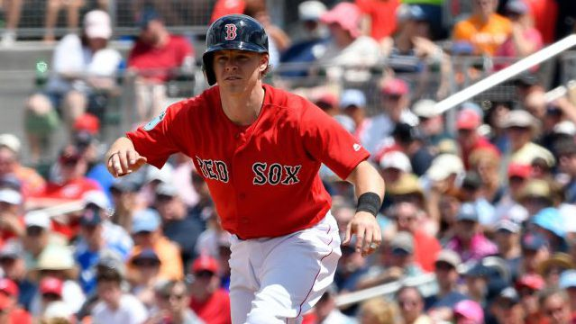 Red Sox Academy: Brock Holt Gives Tips On Good Baserunning