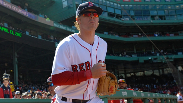Red Sox Small Talk With Brock Holt