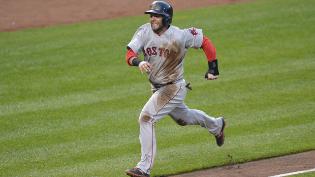 Tricks Of The Trade: Dustin Pedroia's Cleats