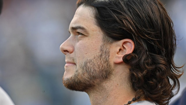 Small Talk: Andrew Benintendi Offers His Haircare Tips