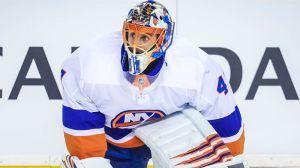 NHL goalie Jaroslav Halak