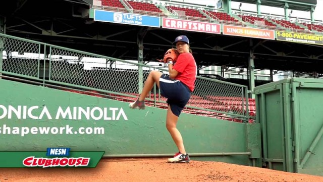 Marti Sementelli Mows Down Batters For Team USA Women's Baseball Team