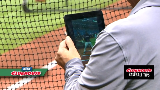How J.D. Martinez Uses Technology To Hone His Swing