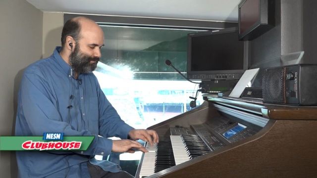 Fenway Park Organist Josh Kantor Plays the Hits For Red Sox Fans