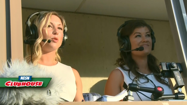 All-Female Broadcast Team Making History With Salem Red Sox