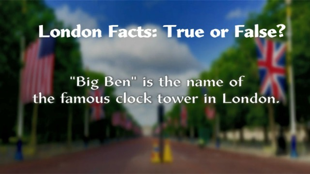 Celebrate the London Series By Testing Your Trivia Chops